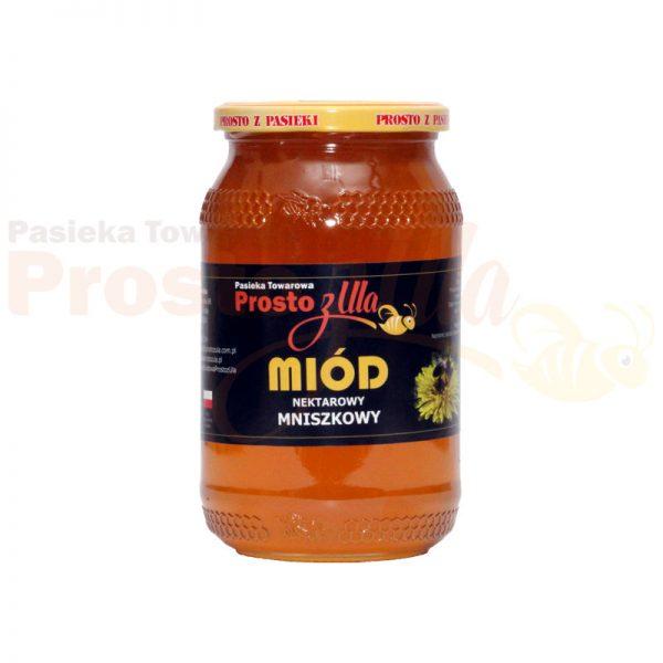 Miód nektarowy mniszkowy